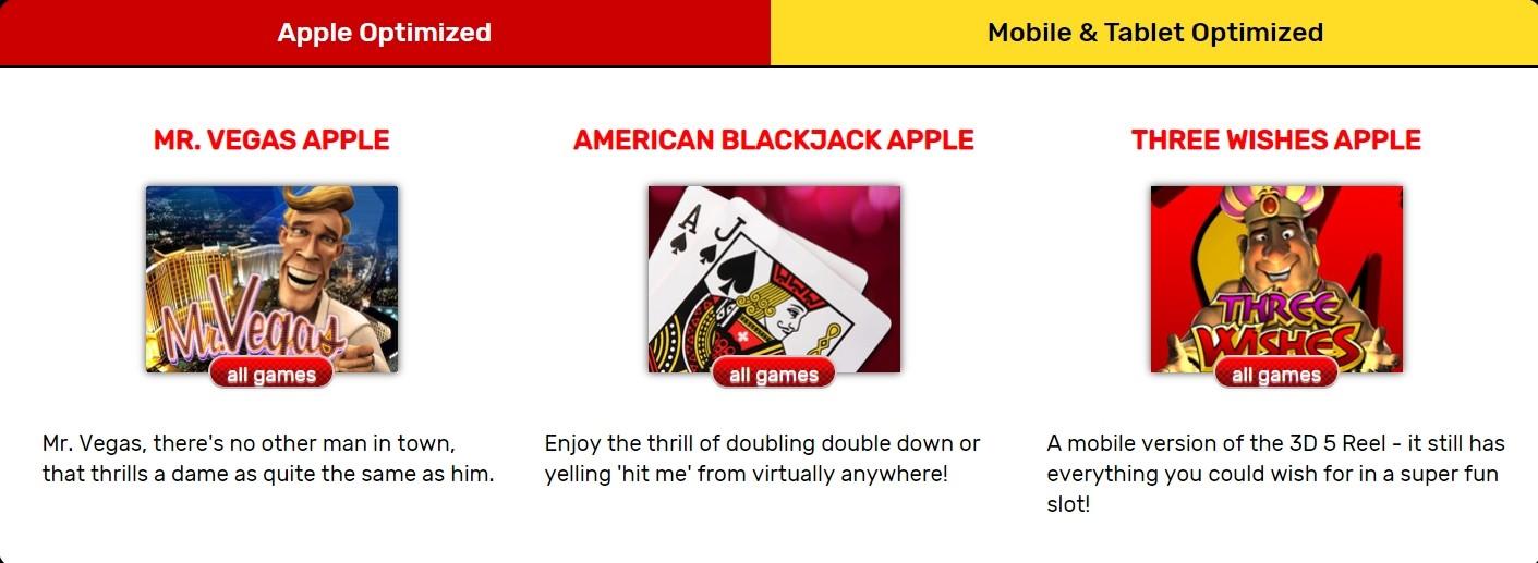 Drake Casino für Apple