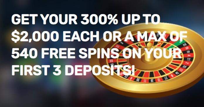 Drake Casino Willkommens-Angebot